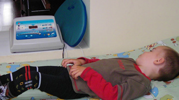 Light therapy, magnetic stimulation, kriotherapy - Rehabilitation